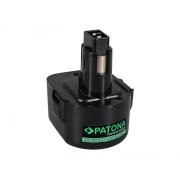 Baterie AKU BLACK & DECKER 3300mAh 12V premium PATONA PT6115
