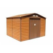 Domek zahradní G21 GAH 529 277 x 191 cm BROWN