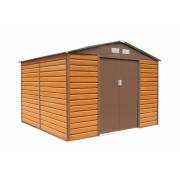 Domek zahradní G21 GAH 706 277 x 255 cm BROWN