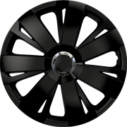 "Poklice ENERGY RC Black 1ks 16"" SIXTOL"
