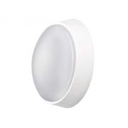 LED přisazené svítidlo, kruh černá/bílá 14W neutrální bílá