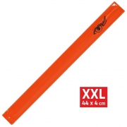 Pásek reflexní ROLLER XXL 4x44cm S.O.R. oranžový, COMPASS