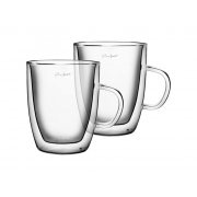 Sklenice tea 420ML VASO LAMART LT9008 SET 2KS