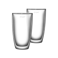 Sklenice coffee VASO LAMART LT9010 230ML SET 2KS