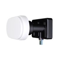 INVERTO BLACK Pro - Single Monoblok  LNB 4.3° 0,2 dB
