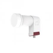 INVERTO RED Extend - Single Long Neck 40mm LNB, 0,3dB