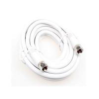 Zircon koax.kabel 10m s F konektory