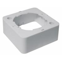 TRIAX instalační krabice pro účastnickou zásuvku na zeď - bílá