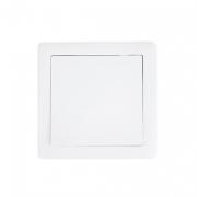 Vypínač Slim č. 1 jednopólový, bílý, SOLIGHT 5B102