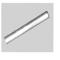 OEM stožár jednodílný 2,5 m, 48 mm