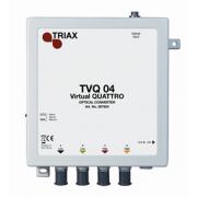 TRIAX TVQ 04 optický převodník na Quattro