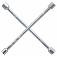 Klíč na kola křížový 17-19-21-23 COMPASS