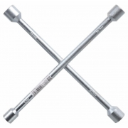 Klíč na kola křížový 17-19-21-23, COMPASS