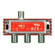 FTE rozbočovač TER 3, 5-1000 MHz