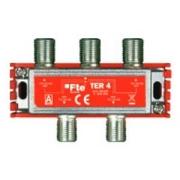 FTE rozbočovač TER 4, 5-1000 MHz