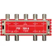 FTE rozbočovač TER 8, 5-1000 MHz