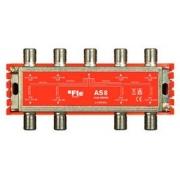 FTE rozbočovač AS 8, rozsah 5-2400 MHz, F-konektor