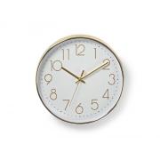 Hodiny analogové NEDIS GOLD CLWA015PC30GD 30 cm