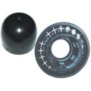 SCHWAIGER krytka stožárové trubky o průměru 38 - 50 mm