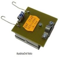 OEM anténní předzesilovač 2 kanálový 26 dB (K46 + 59) - F kon.