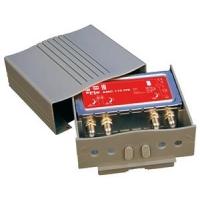 FTE zesilovač AMC 110 VHF/2xUHF 28 dB s LTE filtry