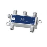 ITS rozbočovač 1/4 průchozí pro DC, 5-2400 MHz