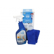 Čistič skel a zrcadel NANOPROTECH GNP WINDOWS & MIRRORS CLEANER HOME 750 ml