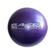 Míč OVERBALL průměr 260 mm fialový S3221