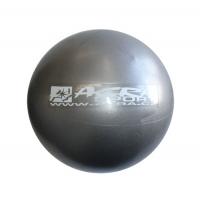 Míč ACRA S3221 OVERBALL stříbrný