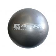 Míč OVERBALL - průměr 260 mm - stříbrný