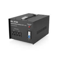 Měnič napětí BLOW PRT-1000 230V/110V 1000W