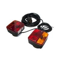 Světlo na přívěsný vozík BLOW s kabelem