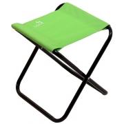 Židle kempingová skládací MILANO zelená, CATTARA