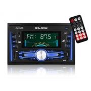 Autorádio BLOW AVH-9610 MP3, USB, SD, MMC, FM, BLUETOOTH + dálkový ovladač