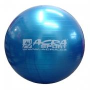 Míč gymnastický 750mm modrý S3213
