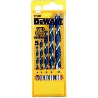 Sada vrtáků do dřeva DT4535, 5 dílná DEWALT