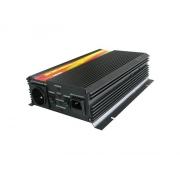 Měnič napětí 12V/230V 1000W CZ UPS + nabíječka CARSPA UPS1000