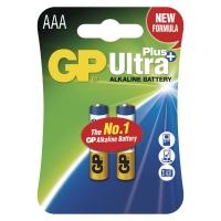 Alkalická baterie GP Ultra Plus LR03 (AAA)