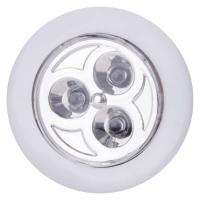 Samolepíci LED světlo P3819, 12 lm, 3× AAA