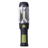 COB LED + LED nabíjecí prac. svítilna P4518, 280 lm,2500 mAh