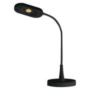 LED stolní lampa HT6105, černá