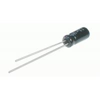 Kondenzátor elektrolytický   1M/100V 5x11-2.5  105*C  rad. C