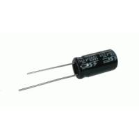 Kondenzátor elektrolytický   1G/25V 10x17-5  105*C  rad.C