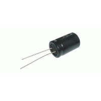 Kondenzátor elektrolytický   2G2/25V 16x25-7  105*C  rad.C