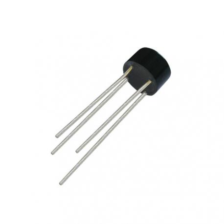 Můstek diod.  1.5A/ 250V W06M  kulatý