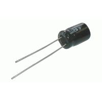 Kondenzátor elektrolytický bipolární  47M/50V  8x12-3.5  rad. C