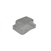 Přepínač kolébkový      gumová ochrana malá