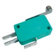 Mikrospínač ON-(ON) 10A s páčkou+v. L,25
