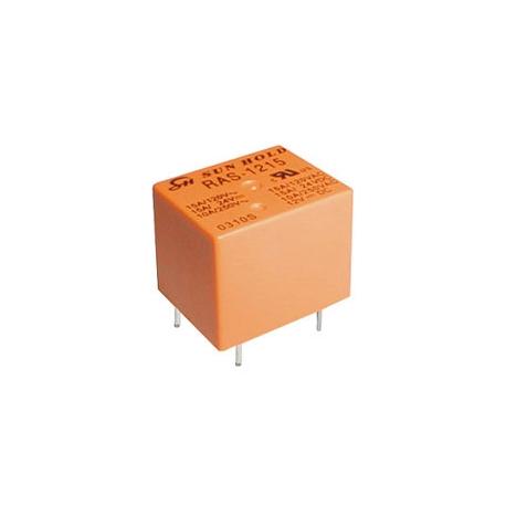 Relé 12V 15A / 250VAC  1x přep.  RAS1215/LEG-12