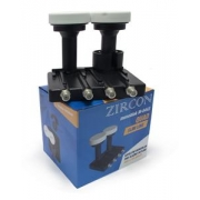 Zircon konvertor Monoblock Quad M-0443 Skylink Slim line